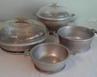 Guardian aluminum pots and pans