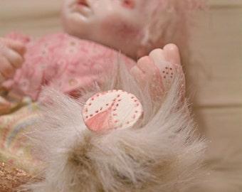 Baby Pink Unicorn Faun