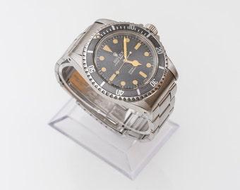 Rare 1958 Rolex Submariner Wrist Watch, VJ #825
