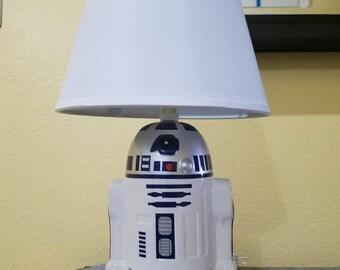 R2D2 Lamp!