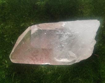 Pink Lemurian Seed Crystal