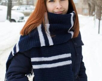 Hogwarts' scarfs