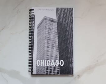 Chicago Black and White Notebook