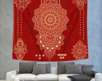 Mandala Wall Decor mandala decor | etsy