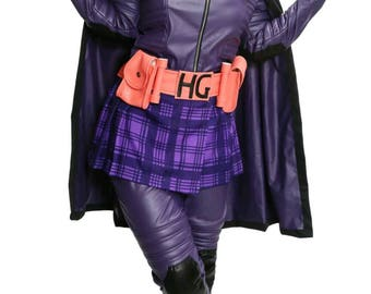 Kickass Hitgirl cosplay