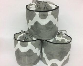 Toilet paper holder, bathroom storage, toilet paper storage, toilet paper cover, spare roll cover, toilet paper cozy,