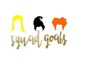 Hocus Pocus Squad Goals