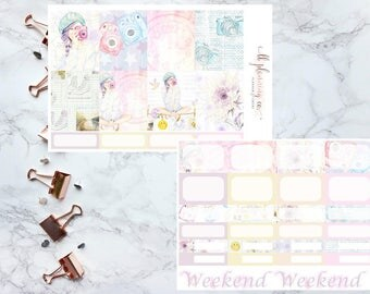 Photo Ready: Weekly Planner Sticker Kit