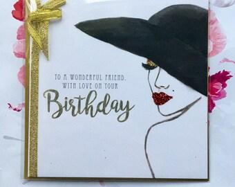 Birthday | To My Wonderful Friend, With Love on your Birthday