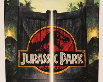 Jurassic Park 3D, Movie Poster. Mini-Poster Print 11x17