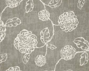 Adele Slate - Magnolia Home Fashions - Upholstery Designer Fabric By The Yard