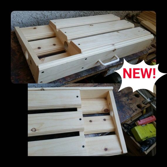 Guitar pedal board recessed cavity for Volume/Wah pedal
