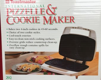 Toastmaster 292 Pizzalle maker