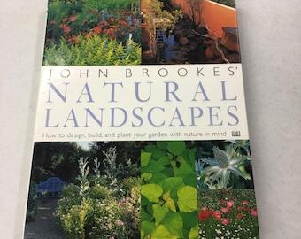 Natural Landscapes by: John Brookes