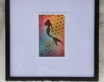 Bright mermaid