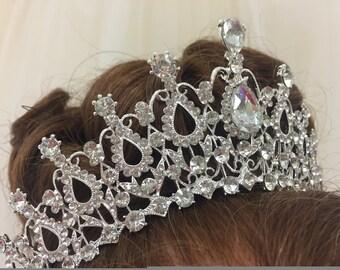 INDIGO - Tiara Crown