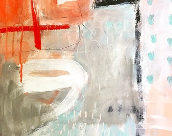 Original Art, abstract expressionism, interior design