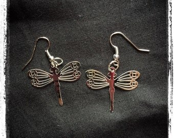 Dragonfly - Dragonfly earrings