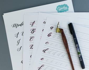 Brush Lettering Starter Kit