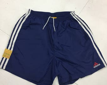 Vintage 1997 Womans World Cup adidas shorts