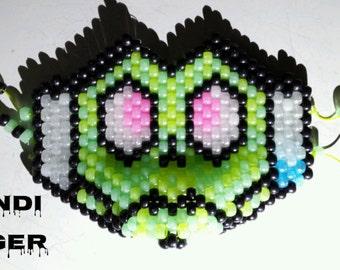 Zomboy Glow in the Dark Kandi Mask