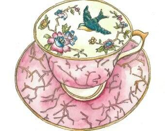 Teacup Watercolors