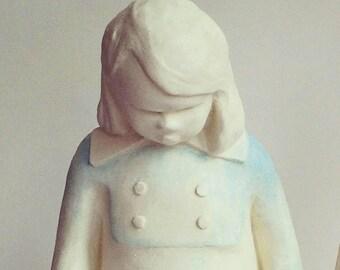 la boudeuse - escultura de espuma suave