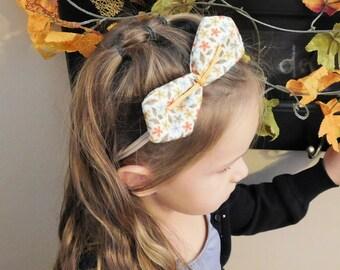 Headband multi mini flowers