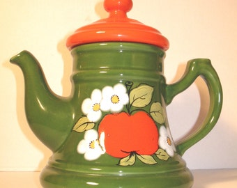 Vintage 70s coffee pot