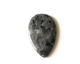 Labradorite pendant - grey pendant - gemstone pendant
