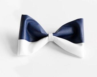 Plastic - paper handcraft bow tie