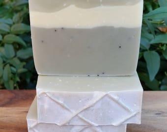 Lime & Ginger Handmade Soap