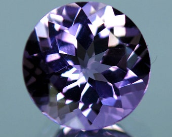 3.46 Ctw Dazzling Luster Ound Best Selling Natural Amethyst