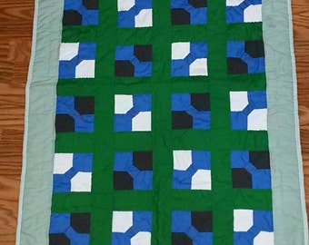 Bow Tie Baby Quilt