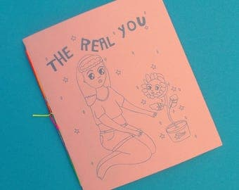 The Real You Zine
