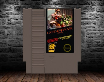 God of War - Defeat the 8 Bit Gods and Prove your Worth - NES - Rygar