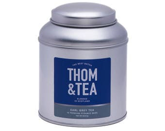 Tea Caddy - Earl Grey Tea