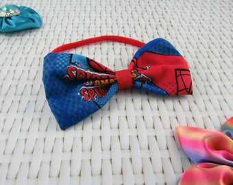 Fabric Bow Headband | Baby / Toddler / Girls | Hair Accessories