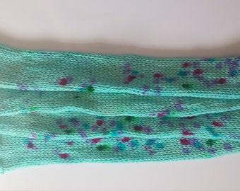 Double Knit Superwash Merino/Cashmere/Nylon (MCN) Sock Blank