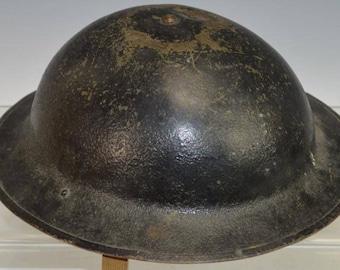 Remarkable WW1 American Doughboy Helmet (M1917)