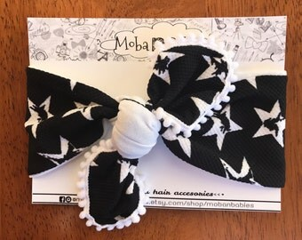 Headband knot chic•mommy and me•girls•baby•cinta for the cabello•adult•kids•fashion•acessorio for the cabello•hair accessory
