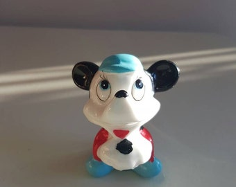 Adorable Kitsch Mouse Figurine - Ornament