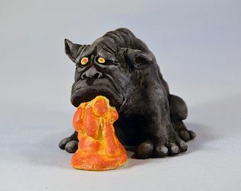 Lava - designer toy
