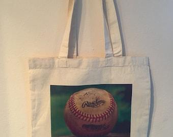 Baseball Activity Bag for After School Organization
