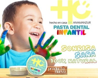 Child toothpaste