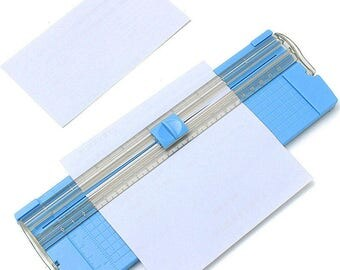 A4/A5 Precision Paper Card Art Trimmer Photo Cutter Cutting Mat Blade Ruler