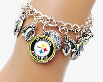 PITTSBURGH Bracelet! **FREE U.S. SHIPPING**