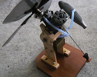 Nitro Powered Desk Fan