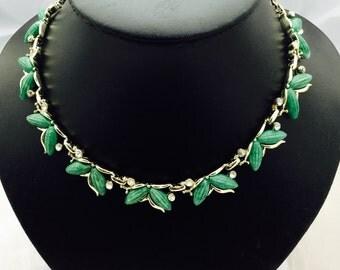 Vintage  Designer Kramer Necklace