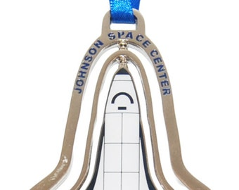 NASA Rocket Ship Christmas Ornament